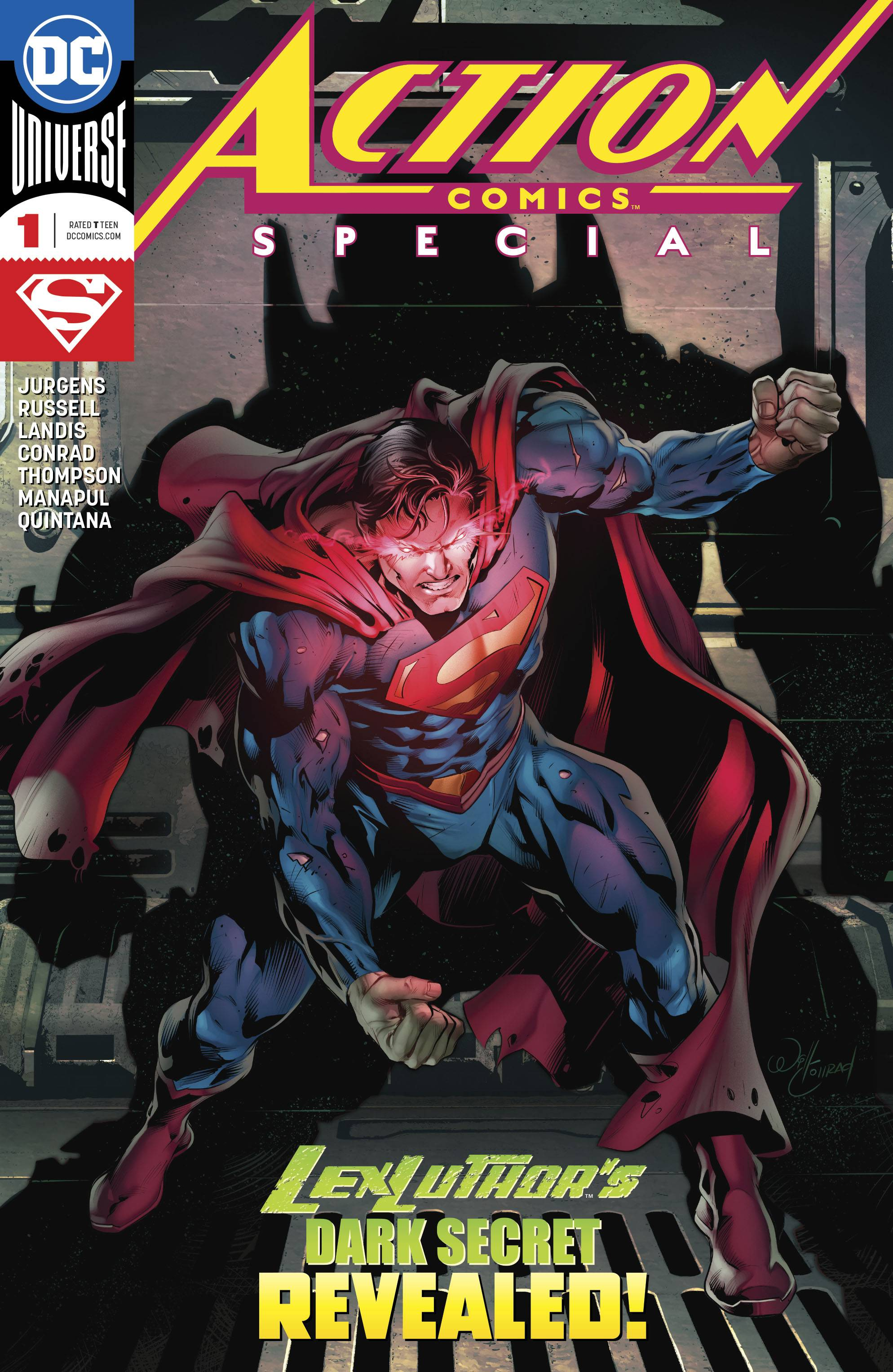 Its A Dans World: COVER SHOTS: The Best From DC Comics